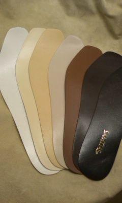 婦人靴インソール