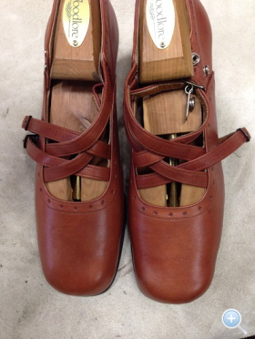 靴のお手入れ実践編