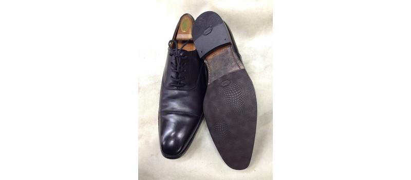 靴のオーバーホール
