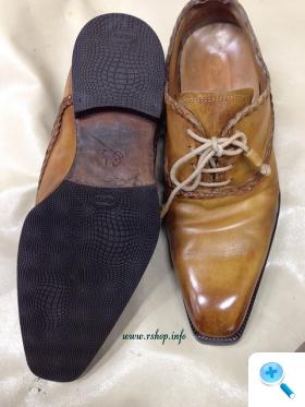 靴修理のあれこれ