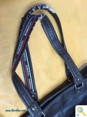 Bagの持ち手交換修理