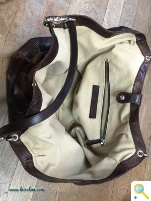 2016夏の緋色舘Bag修理