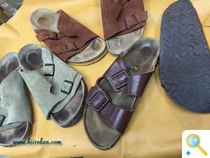 2016緋色舘夏の靴修理
