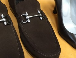 今秋の靴やBagの修理