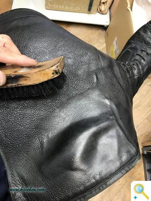 画像で見る乗馬ブーツ再生への道 Part.3